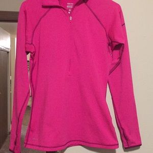 Ladies Medium Nike Pro Dri-Fit Long Sleeve Shirt